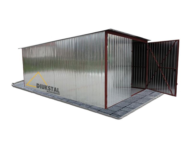 Metallgaragen von Diukstal   Online gestalten & schnell erhalten
